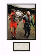 Emlyn Hughes Autograph Signed - Liverpool